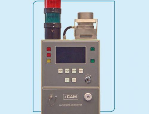 iCAM monitor de aire alfa/beta