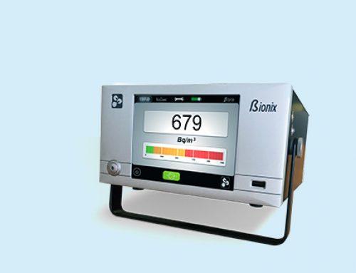 B ionix: monitor portátil
