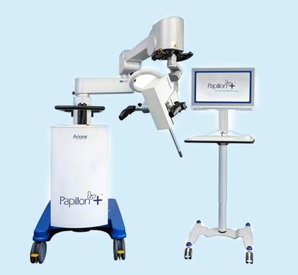 Tratamiento de rayos X