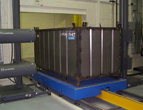 Desarrollo de sistemas para la desclasificación de contenedores