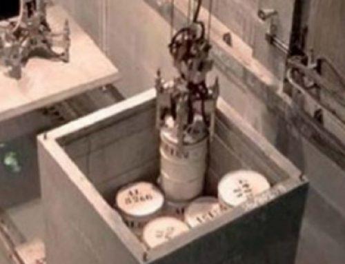 Desarrollo de sistemas para medida de bidones radioactivos